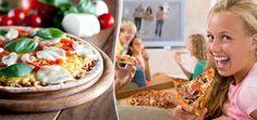 LiveDeal | ΠΡΟΣΦΟΡΕΣ αθήνα | Deal - Δοκιμάστε & Απολαύστε μία Γευστική Οικογενειακή Πίτσα ελεύθερης επιλογής (8 κομμάτια, 30cm), ψημένη σε παραδοσιακό ιταλικό ξυλόφουρνο μαζί με μία Χορταστική Σαλάτα δική σας επιλογής, μόνο με 8€ από 16€, από την Pizza Rosso στην Αγία Παρασκευή, με παραλαβή από το κατάστημα take away ή delivery, Έκπτωση 50%!!