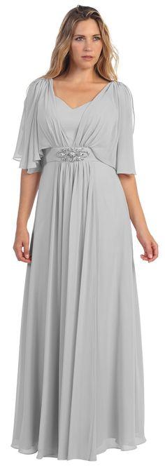 Blush Evening Dress, Evening Dresses, Summer Dresses, Modest Dresses, Pretty Dresses, Bride Dresses, Gray Dress, Dress Up, Maid Of Honour Dresses