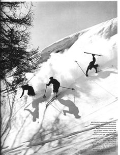 old ski photos - Google Search