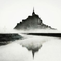 Mont Saint-Michel  by NVentFischer