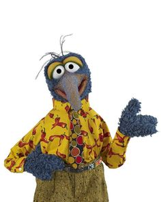 "THE MUPPETS - ABC's ""The Muppets"" stars The Great Gonzo. (ABC/John E. Barrett/The Muppets Studio)"