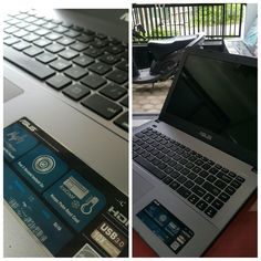 Asus A450C Core i3-3217U Ram 2GB DDR3 - HDD 500GB Sata - vga intel HD 4000  Phone ; 085222200027 Bbm ; 5b3bad1d
