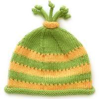 Cutie Hat : free pattern at www.knitca.com