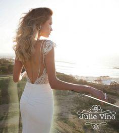 Descubrí la espalda ideal para tu vestido de novia