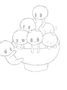 DUDE I WANNA DO THIS DRAW THE SQUAD