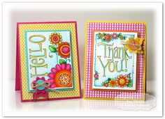 Thinking of You Card Set by Jen Shults