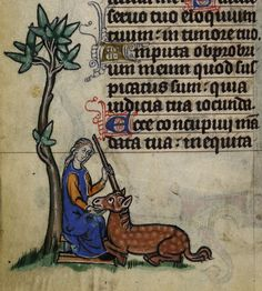 Yoda Really <em>Is</em> Old! Jedi Masters Lookalike Spotted In Medieval Manuscript