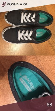 Memory foam tennis shoes Worn once. Virtually perfect/ no wear. Thank you for looking!❤ Shipping today or tomorrow!📦 All sales final!🛍 Shoes Sneakers