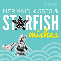 Mermaid Kisses - Origami Owl® Social Media Graphic
