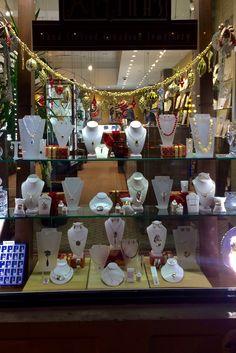 Artina's Vancouver Christmas 2016 artinas.com PropaganZa Visual Display & Design Visual Display, Display Design, Christmas Window Display, Christmas 2016, Vancouver, Photo Wall, Frame, Home Decor, Homemade Home Decor