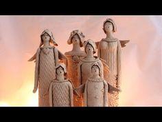 Keramik Engelchor/Ceramic Angel Choir - YouTube