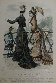 La Mode Actuelle 1877