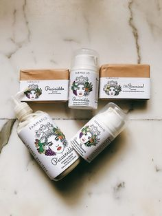 I cosmetici Made in Sicily by FarmaFlo #christmasgifts