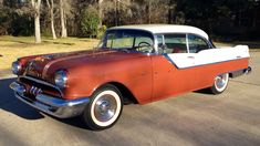 334 best 1955 56 pontiac images antique cars retro cars rh pinterest com