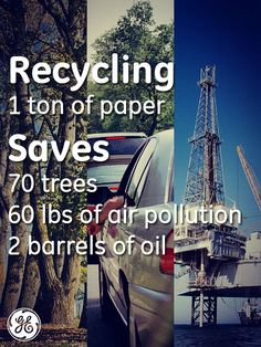 Reduce, reuse, recycle !