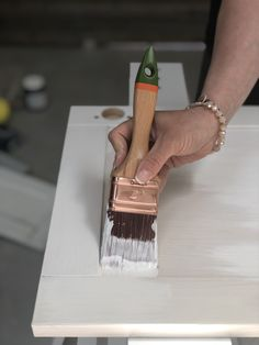 Learn how to paint kitchen cabinets the right way - painting your kitchen cabinets is a great way to update your kitchen without the big price tag. Basic step by step tutorial for painting your kitchen or bathroom cabinets with Fusion Mineral Paint.