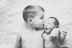newborn baby and big brother picture-Planning ahead