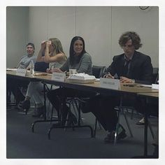 The Criminal Minds cast are back at work working on Season 13.
