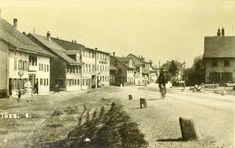 Töss Zürcherstrasse ca. 1920