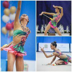 Leo: Olesya Petrova (Russia), clubs 2015 photo by Shanek_com