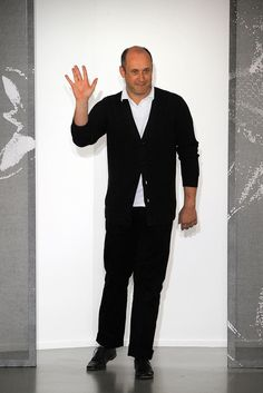 Peter Copping, creative director of Nina Ricci S10