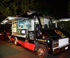 Food trucks are the next big trend in weddings and we're ready to go for a ride. Here's what you need to know: