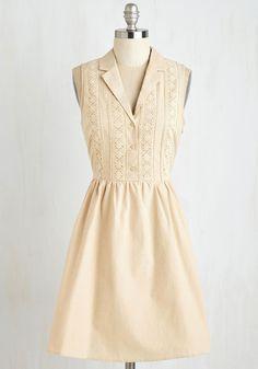 Books and Biscotti Dress | Mod Retro Vintage Dresses | ModCloth.com
