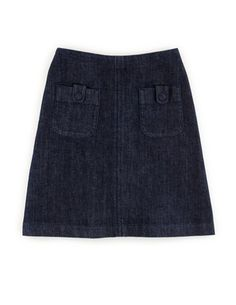 Cambridge Skirt, Indigo Denim :: Boden Autumn 2014 Wishlist