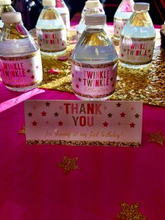 My Best Friend Is Awesome And Created The Perfect Party For Our Baby Girl Twinkle