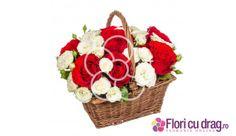 Flori cadou de Sfantul Valentin https://www.facebook.com/FloriCuDrag.ro