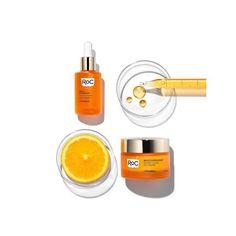 RoC Multi Correxion Revive - Vitamin C Glow Daily Serum - 1.0 Fl Oz : Target Vitamin O, Vitamin C Serum, Reduce Under Eye Bags, Tighter Skin, Bright Skin, Anti Aging Serum, Even Skin Tone, Skin Elasticity, Good Housekeeping