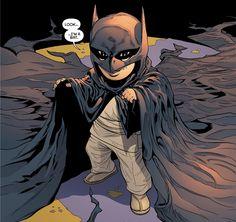 look... I'm Batman