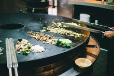 food photography, Mongolian grill