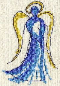 free pattern ( http://www.bodilbroderi.dk/patterns/angel2003/angel2003pattern.jpg )