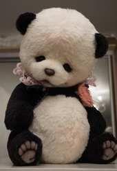 Victoria Makarova - Artist Bears and Handmade Bears Sock Animals, Plush Animals, Cute Animals, Vintage Teddy Bears, Cute Teddy Bears, Stuffed Animals, Teddy Toys, Bear Doll, Anime
