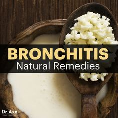 Bronchitis Signs & Symptoms + Natural Remedies Antibiotics are the most common form of treatment for this deep cough, but these medications can lead to damaging side effects like leaky gut and loss of probiotics. Cough Remedies, Holistic Remedies, Homeopathic Remedies, Natural Health Remedies, Natural Cures, Natural Healing, Natural Foods, Natural Beauty, Natural Treatments
