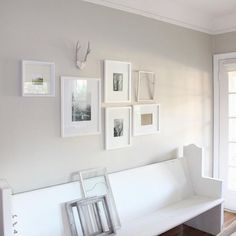 Best Gray Paint Color, Wall Paint Colors, Interior Paint Colors, Paint Colors For Living Room, Paint Colors For Home, Room Interior, Neutral Paint, Interior Painting, Gray Owl Paint
