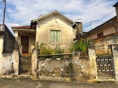 casa da rua Calandra