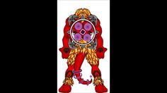 "Dremico's Art Channel: Concept Art Hero Transformation ""The Corrupter"""