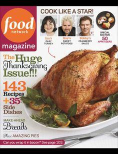 Food network magazine online free