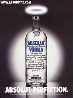 Absolut Vodka: le campagne stampa più belle