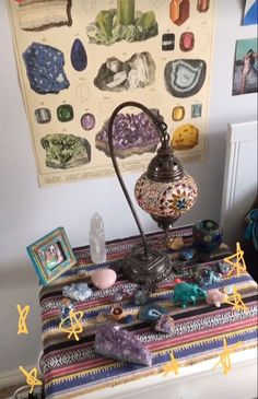 My New Room, My Room, Dorm Room, Room Ideas Bedroom, Bedroom Decor, Crystal Aesthetic, Hippy Room, Chill Room, Indie Room