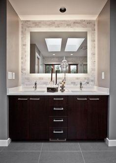 Elegant Badezimmer Spiegel Ideen