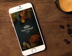"""Check out new work on my @Behance portfolio: """"Casa Colonial 