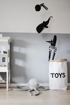 Tellkiddo - Reusable Toys Storage Bag - BubbleChops - 1