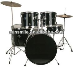 SR Series Black Drum Set for Sale with Cymbals Hardware and Stool     Professional Drum Sets With Cymbal And Seat   Buy Professional Drum Sets Drum  Sets With Cymbal And Seat Drum Sets For Sale Product on Alibaba com