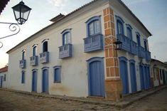 Paraty e a arquitetura colonial