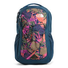 Buy the The North Face Women's Jester Laptop Backpack at eBags - With a womens-specific fit, this laptop backpack is perfect for the daily commute or the occasional Cute Backpacks For School, Girl Backpacks, Leather Backpacks, Leather Bags, Backpacking For Beginners, Backpacking Tips, North Face Women, The North Face, Backpack For Teens