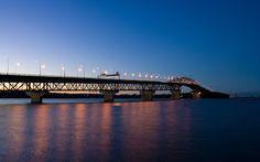 Auckland harbour bridge 1920x1200 - Wallblast - Wallpapers, Photos, funny pictures