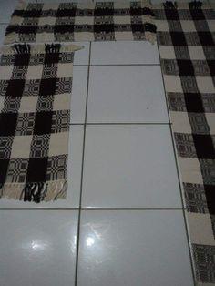 Fazendo Arte com a Clau: Kit tapetes com 3 peças